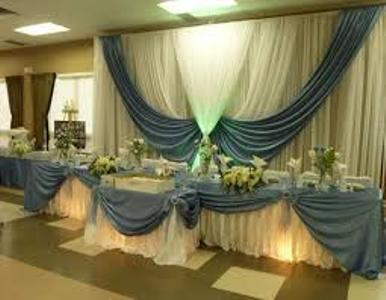 Decorator and  Caterer Services