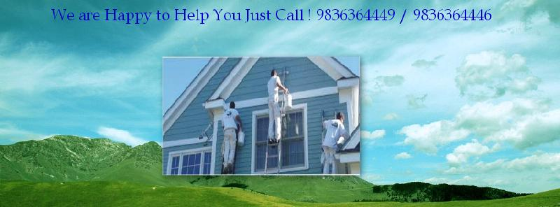 Exterior Painting Service 01