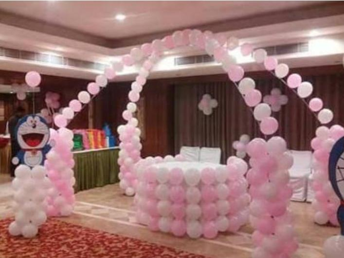 Flower and Balloon Decoration Services in Kolkata 02