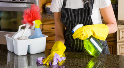 Kitchen Cleaning Service 02