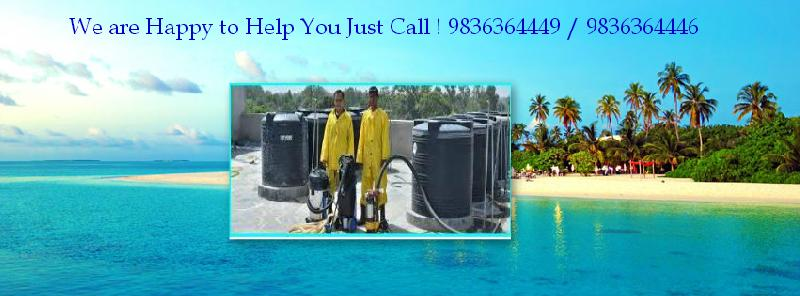 Water Tank Cleaning Service 02